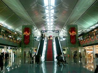 ターミナルビル 3F