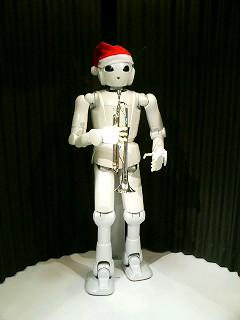 センターピアガーデン ロボットコーナー