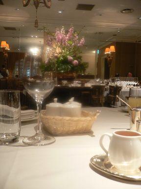 ホテル西洋銀座の朝食