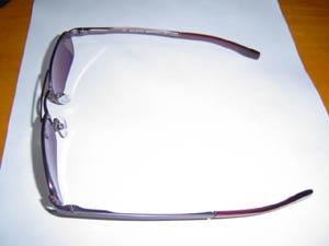 グッチのサングラスのレンズ