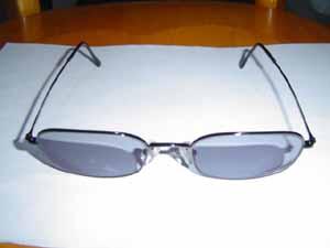 ビブロスのサングラス