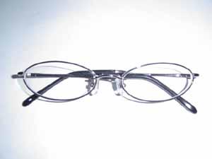 予備のメガネ