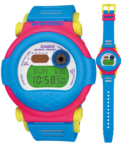 【1円スタート】CASIO G-SHOCK カプセルタフ ジェイソンモデル メンズ腕時計 G-001-2【即納可能】g-001-2