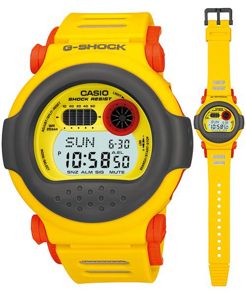 CASIO G-SHOCK カプセルタフ ジェイソンモデル メンズ腕時計 G-001-9