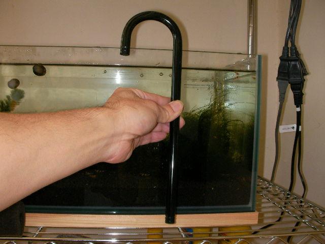 吸水パイプ1