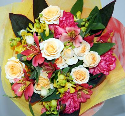 花のスタジオHiro花束1101251