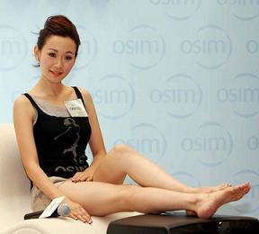 足のきれいな小姐2