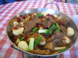 湖南料理 干鍋