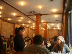 湖南料理 店内の様子