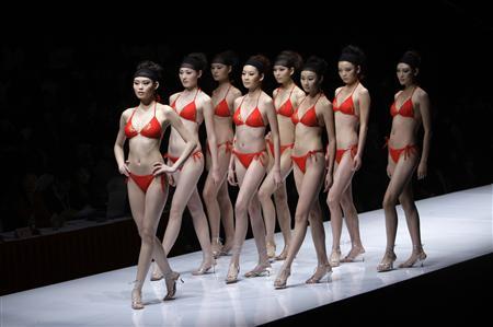 北京ファッションショー4