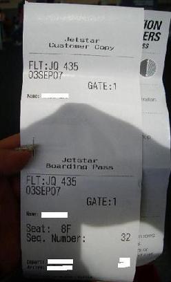 JET STAR航空券