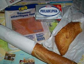 ニューカレドニア サンドイッチ作るぞ~