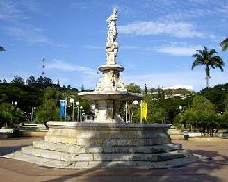 ニューカレドニア ココティエ広場