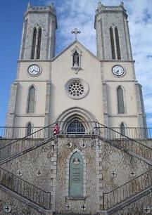 ニューカレドニア セント・ジョゼフ大聖堂