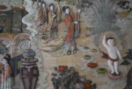大雁塔釈迦の一生