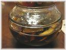 ★黒糖しょうがはちみつ漬けは常備して!ホットミルクにも紅茶にも最高です♪生姜とミネラルたっぷりの効果です♪.jpg