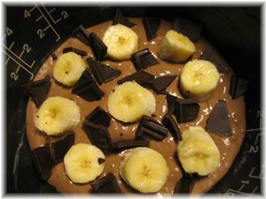 0521炊飯器で濃厚なチョコバナナケーキの準備.jpg