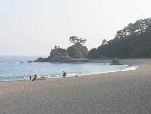桂浜より龍王岬