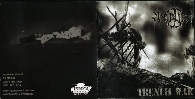 Warlust - Trench War
