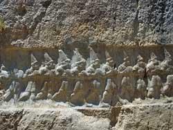 トルコ世界遺産ハットゥシャシュ