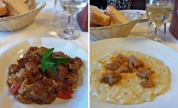 トルコイスタンブールディナー