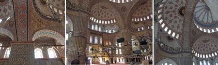 トルコイスタンブールブルーモスク2