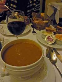 お魚のスープ