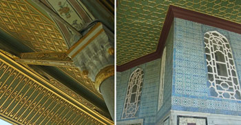 トルコイスタンブールトプカプ宮殿2