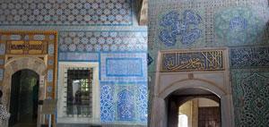 トルコイスタンブールトプカプ宮殿3