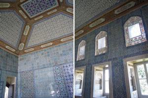 トルコイスタンブールトプカプ宮殿4