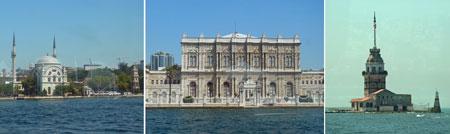 トルコイスタンブールボスポラス海峡2