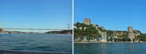 トルコイスタンブールボスポラス海峡3