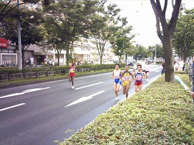 仙台国際ハ-フマラソン