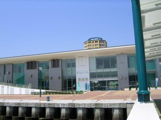 佐世保の桟橋