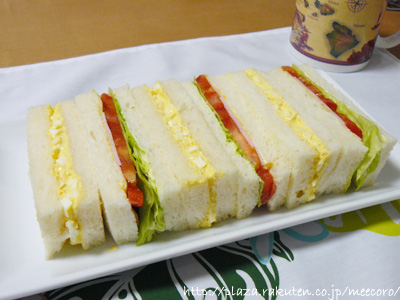 サンドイッチ
