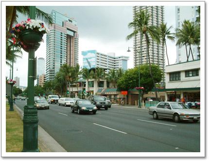 ハワイ 写真