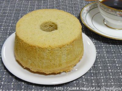 ミニシフォンケーキ