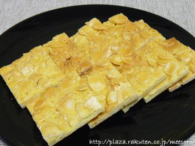 アーモンド煎餅