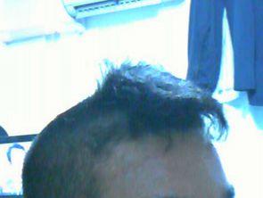 もひかん切り~~~~((@@ 練習で髪がじゃまになるとか.jpg