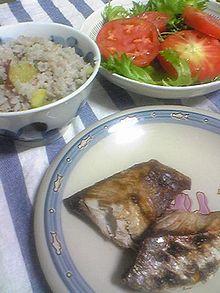パパクッキング 1 魚 芋ご飯 サラダ.jpg