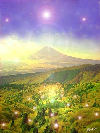 富士の光2