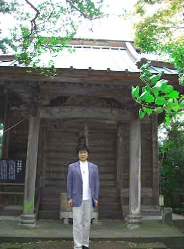 淡島神社和樹