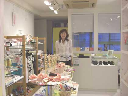 晴香葉子さんのお店2