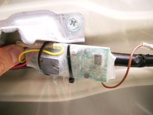 JMU01とLRA01を設置
