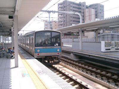 鶴ヶ丘駅01