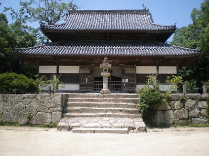 観世音寺1