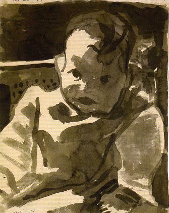 子供の肖像