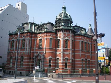 福岡市赤煉瓦文化館1