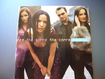 Corrs 「→in blue」