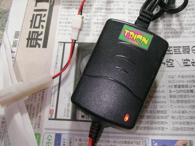 とりおんSENI-48急速充電器